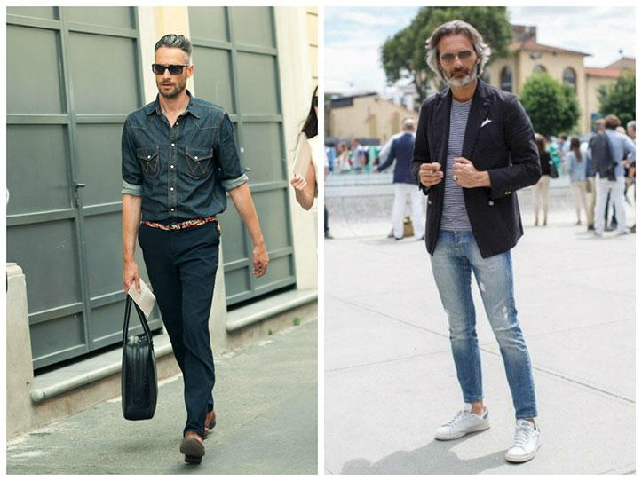 Outfit Men Style Blog Los Arys