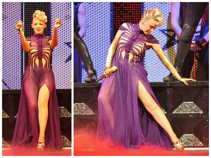 Kylie Minogue - Jean Paul Gaultier Blog Los Arys