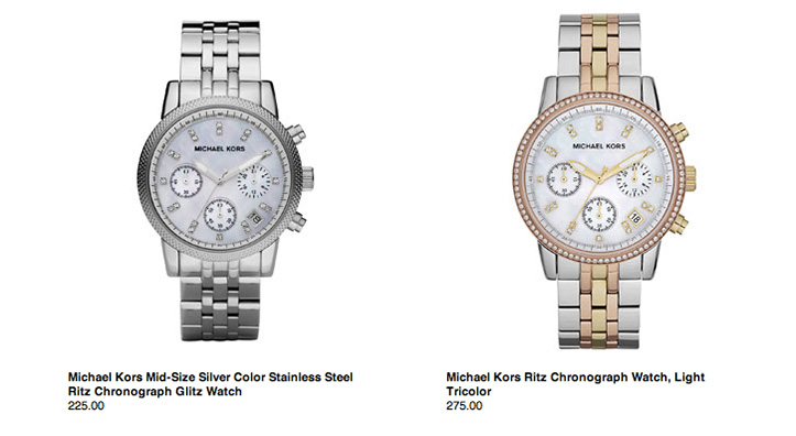 Michael Kors Watches Blog Los Arys