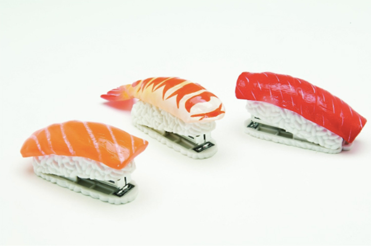 Sushi Stapler Design Blog Los Arys