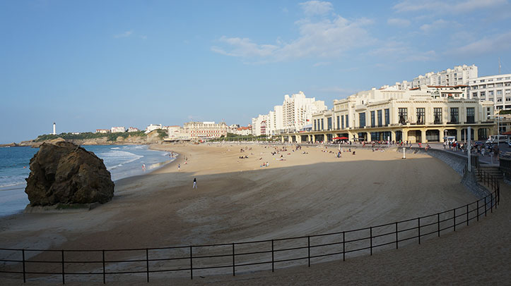 Playa Biarritz Blog #LosArys
